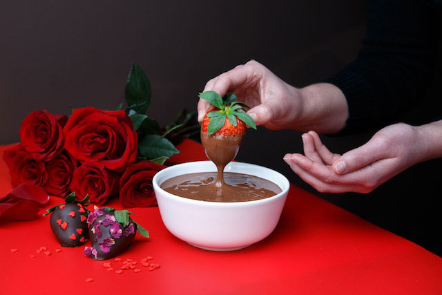 Rocky Mtn Chocolates Limited Edition Valentine's Day Creations
