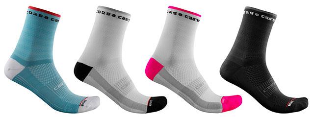 Rosso Corsa 11 Sock