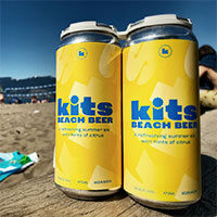 Kits Beach Beach Beer