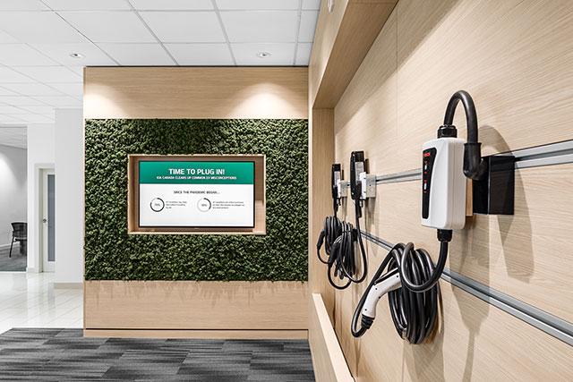 Kia Charging Hub