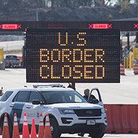 US Border image, Washington State