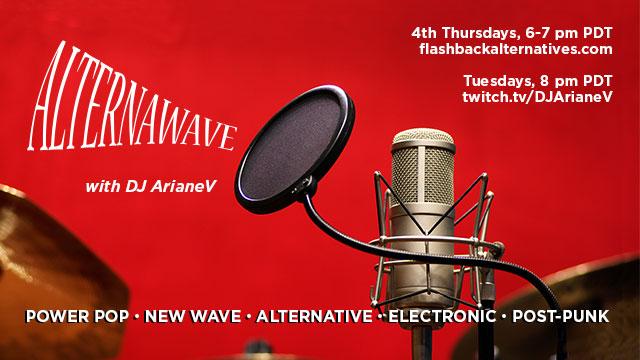 Alternawave with DJ ArianeV