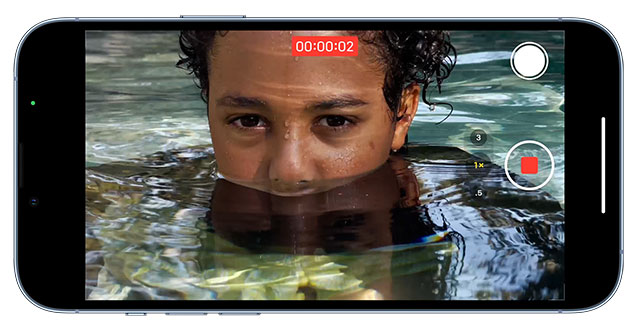 Apple Pro A15 Bionic Video screen