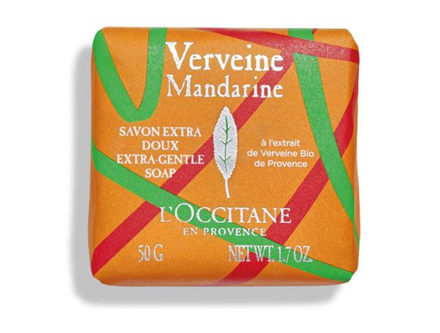 Verbena Mandarin Extra-Gentle Soap