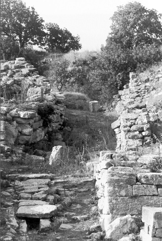 Scaean Gates of Troy