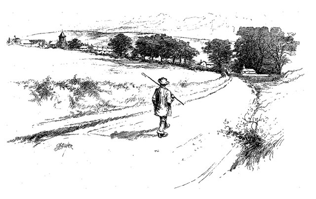 traveler en route to Patcham