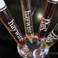 Haywire wines