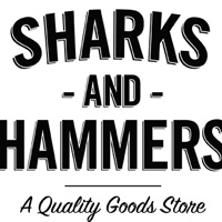 Sharks and Hammers logo