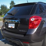 Chevy Equinox: Tech Fun + Safety