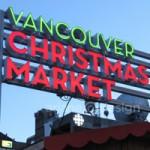 Vancouver Market and Karaoke Lights