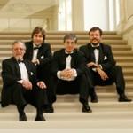 The Borodin Quartet at Van Playhouse