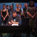 Firehall Arts: Praxis Theatre's You Should Have Stayed Home