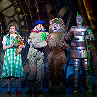 Broadway Across Canada's Wizard of Oz cast