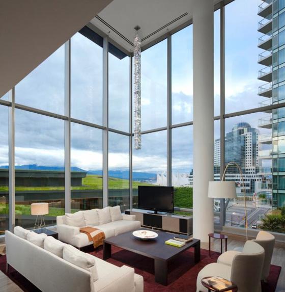 Pacific Rim Owners Suite interior