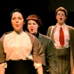 Reviewed: Vital Spark Theatre's Rebel Women at Jericho Arts Centre