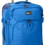 Smart and Durable: Eagle Creek's EC Adventure 4-Wheeled Upright 22 and Pack-It On Board Toiletry Kit