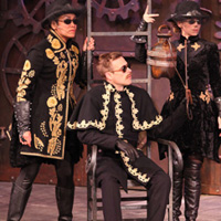 Bard on the Beach: The Comedy of Errors cast