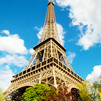 HomeAway Eiffel Tower