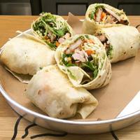 Tacofino Yaletown burritos