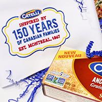 Catelli pasta at 150