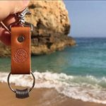 Enter to Win a Complete Set of Traveller Collective Canadian Province Rings + Leather Keychain Clip
