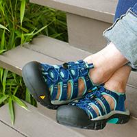 KEEN women's H2 Newport sandals
