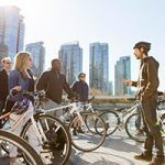 Vancouver's Cycle City Tours Launches Epic Electric Tour