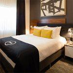 San Luis Obispo's The Butler Hotel Blends Modern Industrial Design with Historic 50's Façade