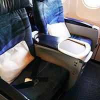Air Canada Business Class to San Juan