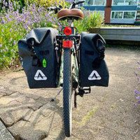 Arkel ORCA 45 Waterproof Bike Panniers