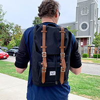 Herschel Supply Little America Mid-Volume