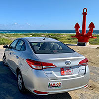 Amigo Car rental Aruba
